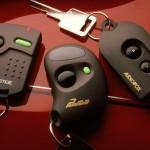 Alarm Keychains